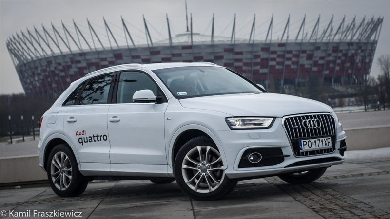 Volvo S60 Polestar >> Test Audi Q3 2.0 TFSI quattro: jak działa napęd 4x4 ...
