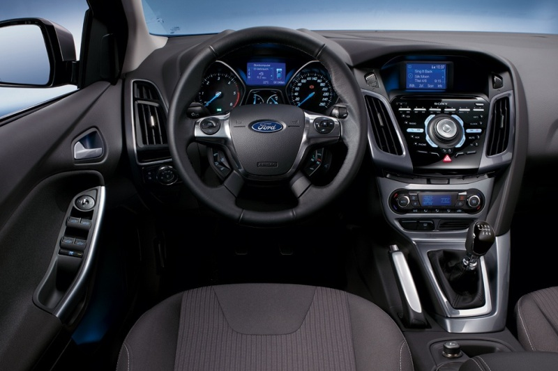 Ford Focus Iii 2015 Po Liftingu Zmiany We Wnętrzu
