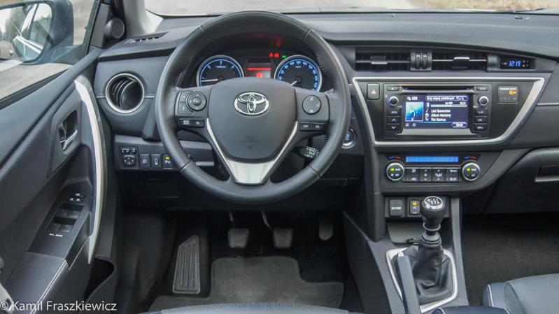 Test Toyota Auris Ts 2 0 D 4d O Rozmiar Mniejsze Kombi Nowe
