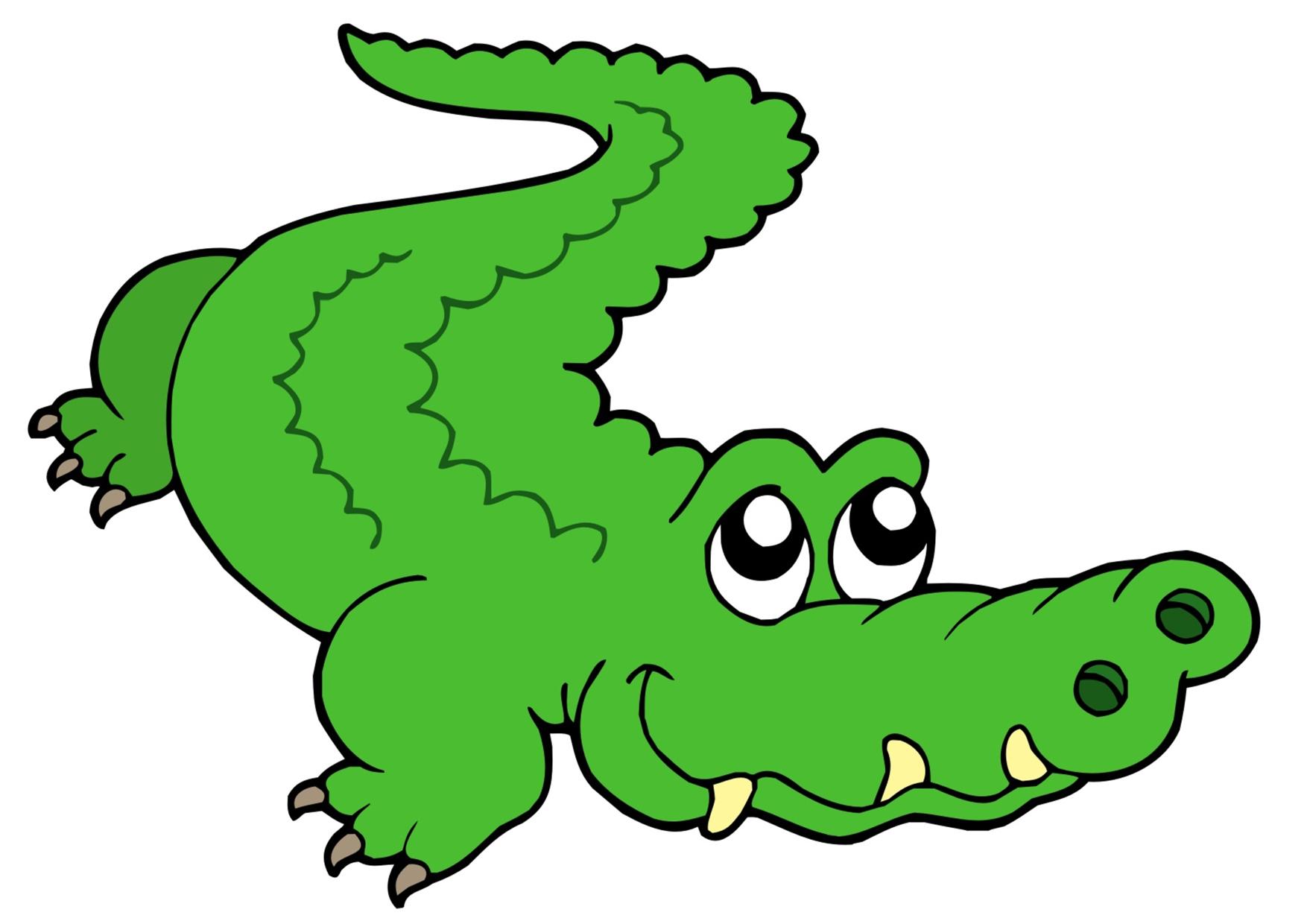 Рисованные картинки крокодила для детей